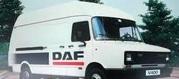 DAF 400 весь авто по запчастям